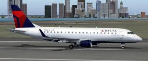 Delta Regional Jet